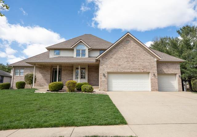 3909 E Stonegate Drive, Bloomington, IN 47401 (MLS #202113093) :: RE/MAX Legacy