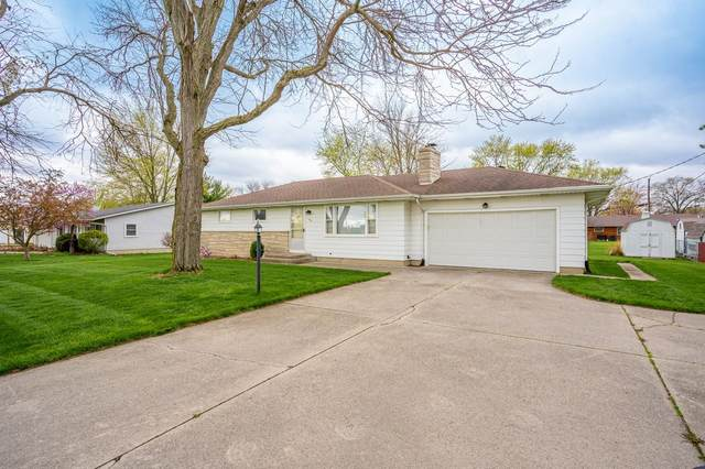 11013 Coldwater Road, Fort Wayne, IN 46845 (MLS #202113134) :: TEAM Tamara