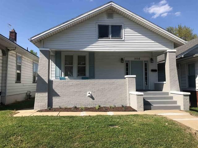 308 Reis Avenue, Evansville, IN 47711 (MLS #202113260) :: The Harris Jarboe Group   Keller Williams Capital Realty
