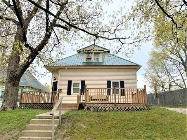 331 E Grant Street, Marion, IN 46952 (MLS #202113442) :: RE/MAX Legacy