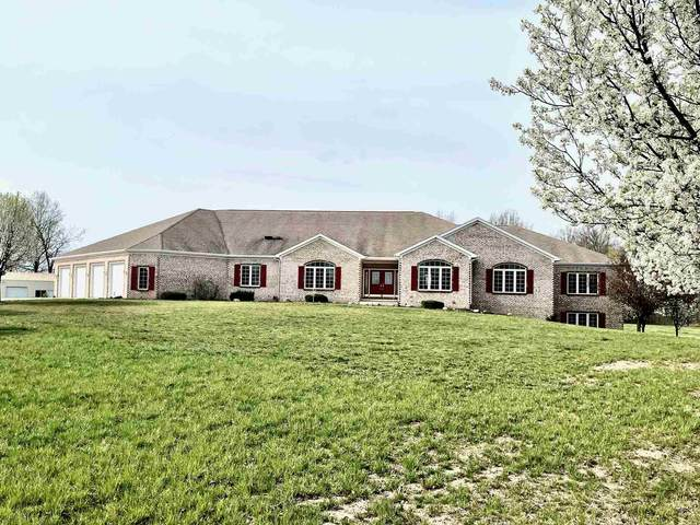 6004 Hollopeter Road, Leo, IN 46765 (MLS #202113532) :: TEAM Tamara