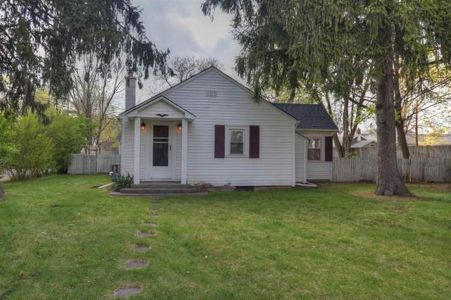 1425 Magnolia Avenue, Elkhart, IN 46514 (MLS #202113533) :: Hoosier Heartland Team | RE/MAX Crossroads