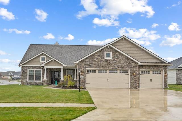 5569 Ursa Cove, Auburn, IN 46706 (MLS #202113535) :: Hoosier Heartland Team | RE/MAX Crossroads