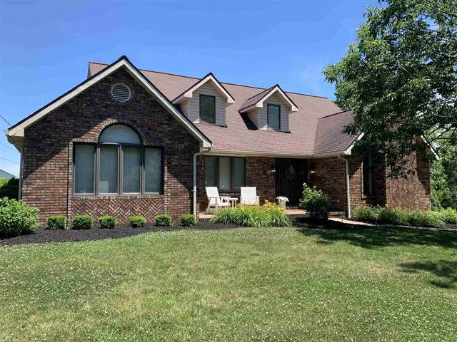 857 Blessinger Lane, Jasper, IN 47546 (MLS #202113539) :: Hoosier Heartland Team | RE/MAX Crossroads