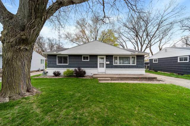 916 Delano Avenue, South Bend, IN 46615 (MLS #202113541) :: Hoosier Heartland Team | RE/MAX Crossroads