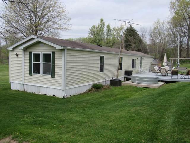4180 White Road, Spencer, IN 47460 (MLS #202113647) :: The ORR Home Selling Team