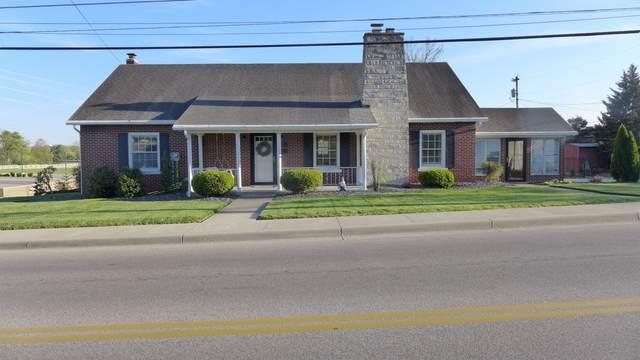 601 W 13th Street, Jasper, IN 47546 (MLS #202113919) :: Parker Team
