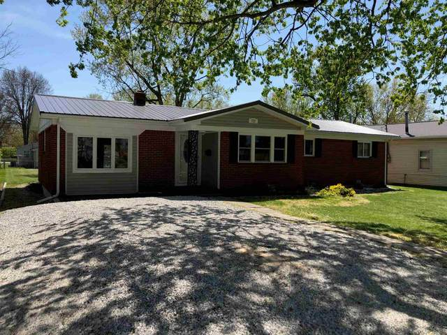 712 E South B Street, Gas City, IN 46933 (MLS #202114296) :: RE/MAX Legacy