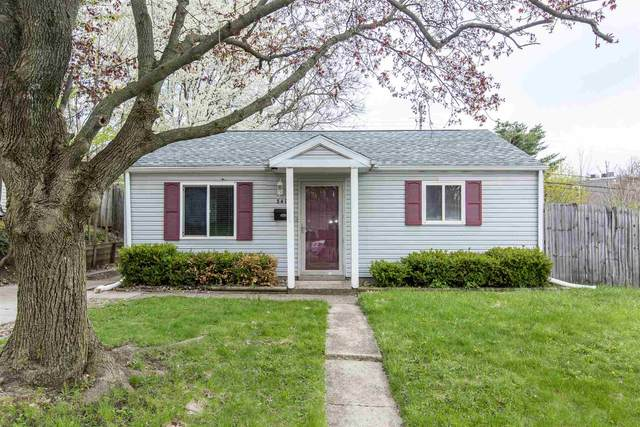 3403 Woldhaven Drive, South Bend, IN 46614 (MLS #202114323) :: Parker Team