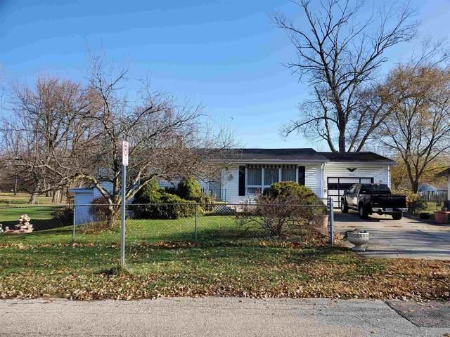 1720 Belmont Avenue, Elkhart, IN 46516 (MLS #202114415) :: Parker Team