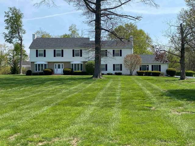 1106 W Overlook Road, Marion, IN 46952 (MLS #202114434) :: The Romanski Group - Keller Williams Realty