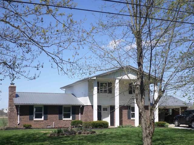 3502 E 1100 N, Alexandria, IN 46001 (MLS #202114482) :: The ORR Home Selling Team