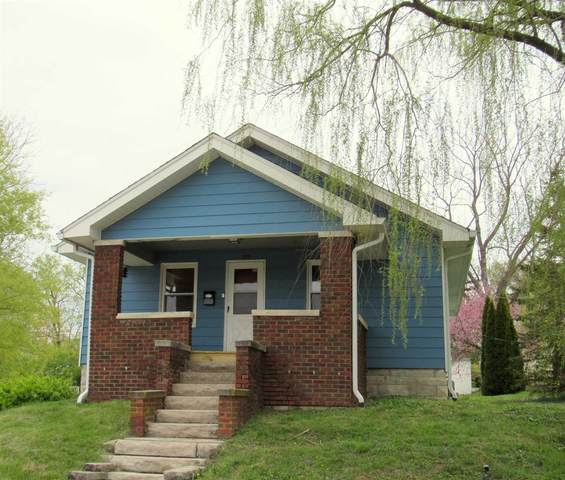 1401 S Lincoln Street, Bloomington, IN 47401 (MLS #202114488) :: Aimee Ness Realty Group