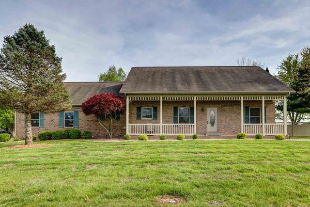 606 N Fairview Drive, Rockport, IN 47635 (MLS #202114589) :: The Dauby Team
