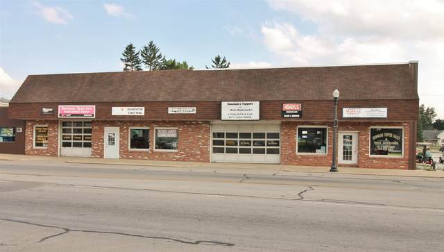 106 E Main Street, Gas City, IN 46933 (MLS #202114775) :: RE/MAX Legacy