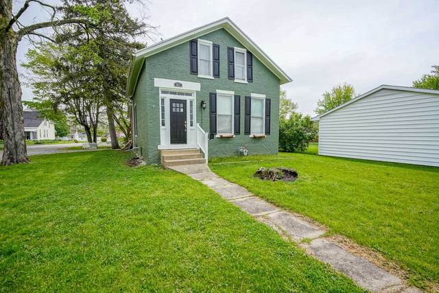 807 S 20th Street, Lafayette, IN 47905 (MLS #202114831) :: Hoosier Heartland Team | RE/MAX Crossroads