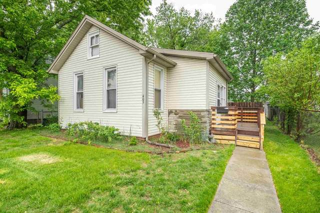 405 N Elm Avenue, Evansville, IN 47712 (MLS #202114844) :: The Dauby Team