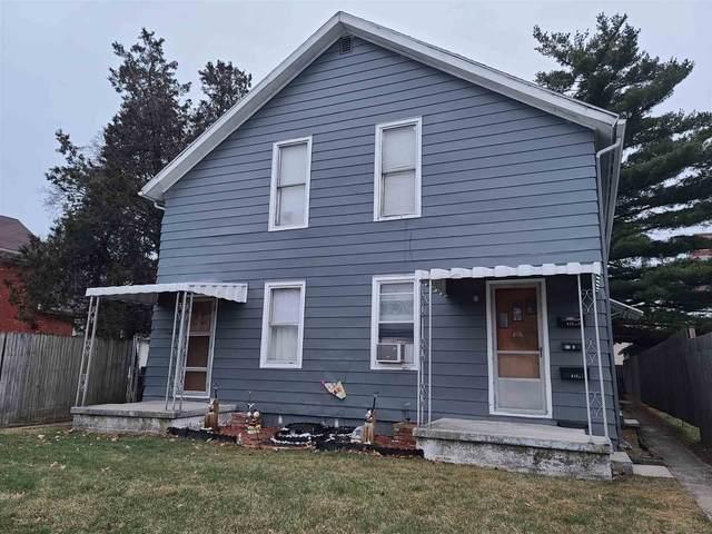 613 Lavina Street, Fort Wayne, IN 46802 (MLS #202114846) :: RE/MAX Legacy