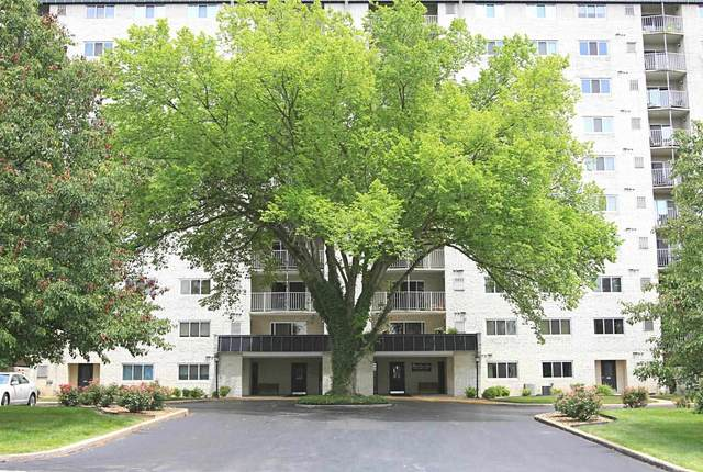 600 S Cullen Avenue #308, Evansville, IN 47715 (MLS #202114915) :: RE/MAX Legacy