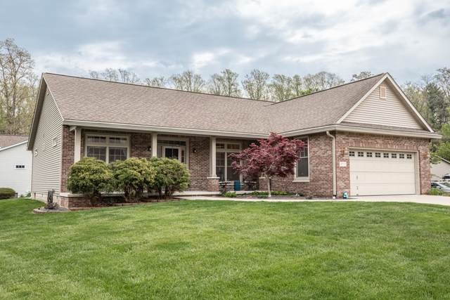 4717 E Donington Drive, Bloomington, IN 47401 (MLS #202114977) :: The ORR Home Selling Team