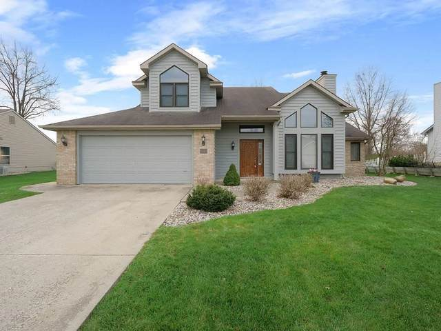 1415 Holly Ridge Run, Fort Wayne, IN 46845 (MLS #202115008) :: Parker Team