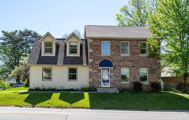 1527 S Highland Avenue, Bloomington, IN 47401 (MLS #202115012) :: Aimee Ness Realty Group