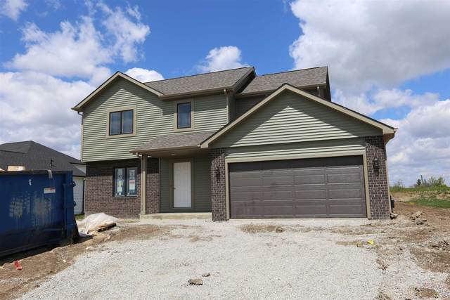 12453 Hackamore Drive, Grabill, IN 46741 (MLS #202115045) :: TEAM Tamara