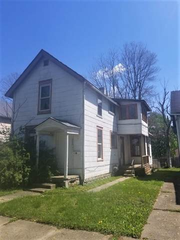 208 N Hill Street, Marion, IN 46952 (MLS #202115058) :: The Romanski Group - Keller Williams Realty