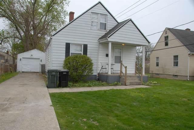 3610 Dunham Street, South Bend, IN 46619 (MLS #202115063) :: Parker Team
