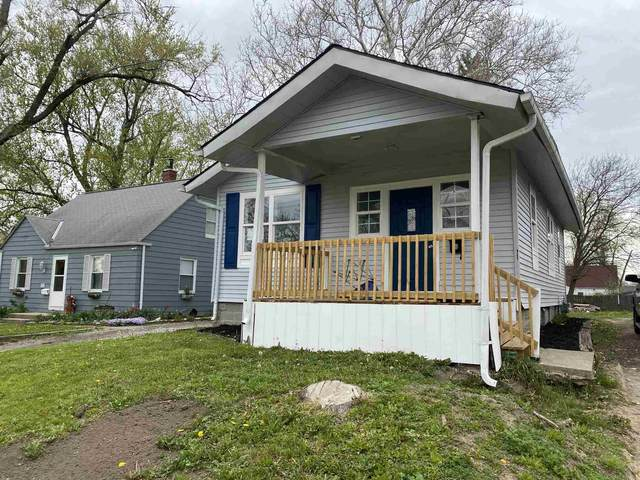 324 W Petit Avenue, Fort Wayne, IN 46807 (MLS #202115090) :: TEAM Tamara