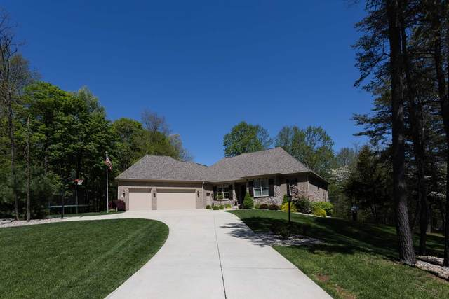 765 E Alexis Way, Bloomington, IN 47401 (MLS #202115123) :: RE/MAX Legacy