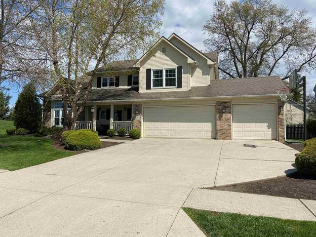 1630 Stableford Drive, Fort Wayne, IN 46845 (MLS #202115158) :: TEAM Tamara