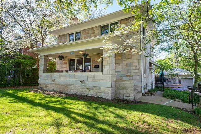 1014 E Wylie Street, Bloomington, IN 47401 (MLS #202115192) :: The ORR Home Selling Team