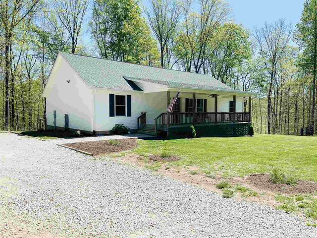 5484 E Guthrie Road, Heltonville, IN 47436 (MLS #202115208) :: The ORR Home Selling Team