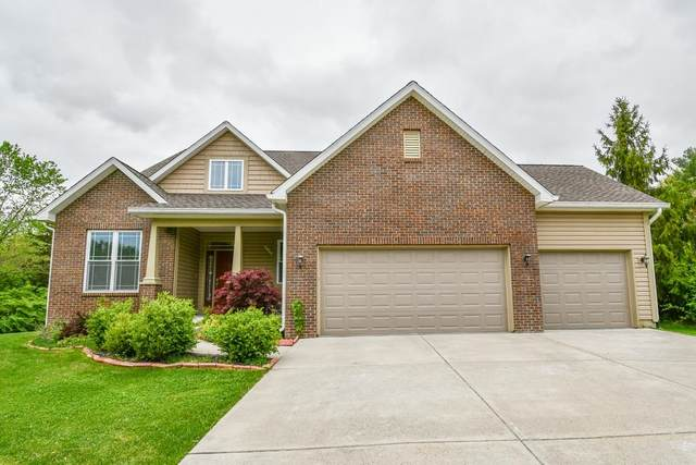 1195 Priscilla Drive, West Lafayette, IN 47906 (MLS #202115246) :: Aimee Ness Realty Group