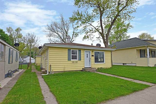 807 Taylor Street, Elkhart, IN 46516 (MLS #202115262) :: Parker Team