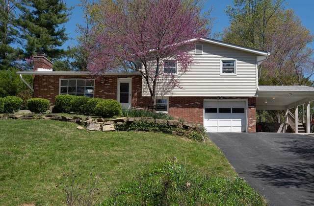 2109 E Wimbleton Lane, Bloomington, IN 47401 (MLS #202115298) :: The ORR Home Selling Team