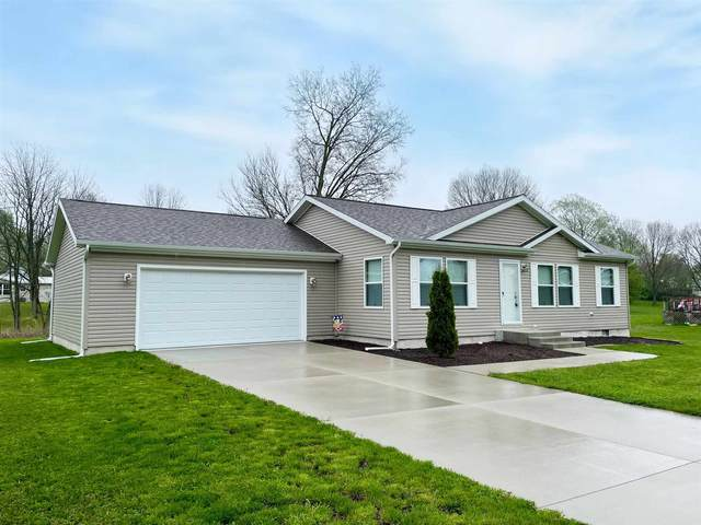 1331 Pontiac Street, Rochester, IN 46975 (MLS #202115320) :: The Dauby Team