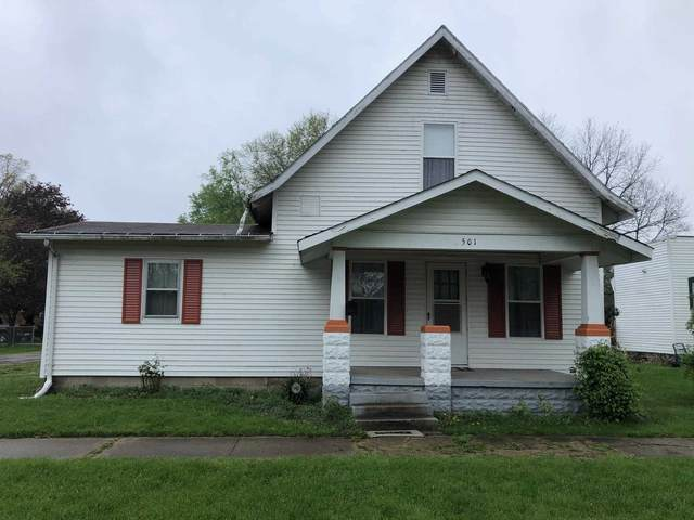 501 W 5TH Street, Rochester, IN 46975 (MLS #202115323) :: Aimee Ness Realty Group
