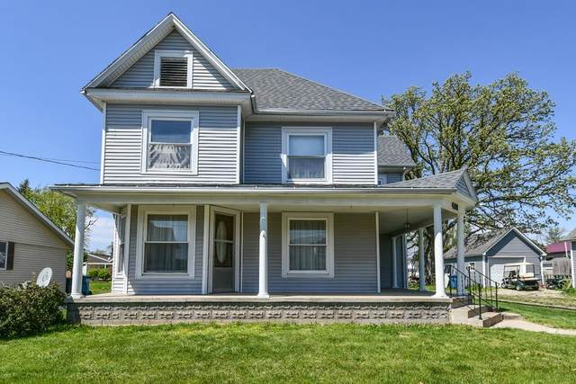 401 W Smith Street, Oxford, IN 47971 (MLS #202115331) :: Aimee Ness Realty Group