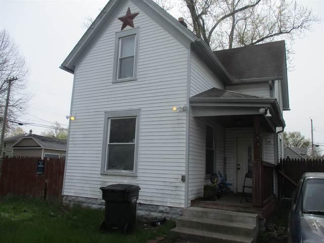 1156 E Calvert Street, South Bend, IN 46613 (MLS #202115347) :: Hoosier Heartland Team | RE/MAX Crossroads