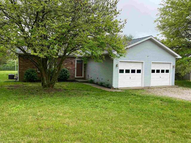 306 Grays Drive, Gosport, IN 47433 (MLS #202115362) :: The ORR Home Selling Team