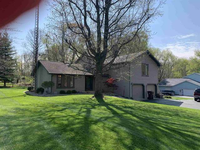 1787 S Riverview Road, Peru, IN 46970 (MLS #202115372) :: Parker Team