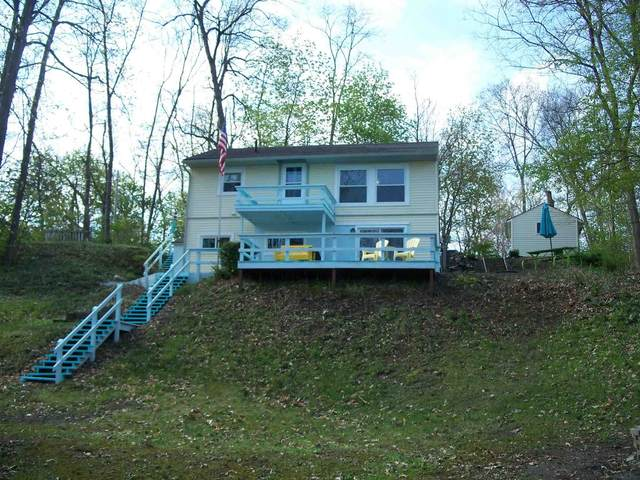 780 Ln 120 Lime Lake, Angola, IN 46703 (MLS #202115377) :: The ORR Home Selling Team