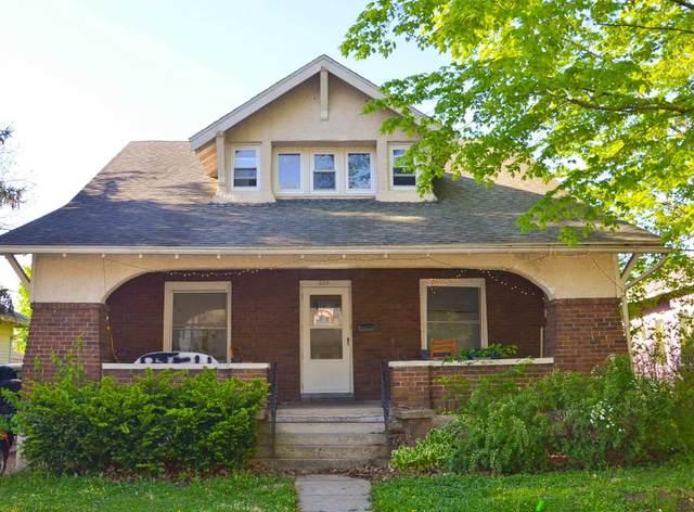 339 W Oak Street, West Lafayette, IN 47906 (MLS #202115389) :: Parker Team