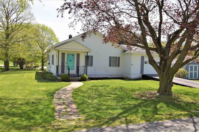 500 W 5th Street, Fowler, IN 47944 (MLS #202115395) :: Aimee Ness Realty Group