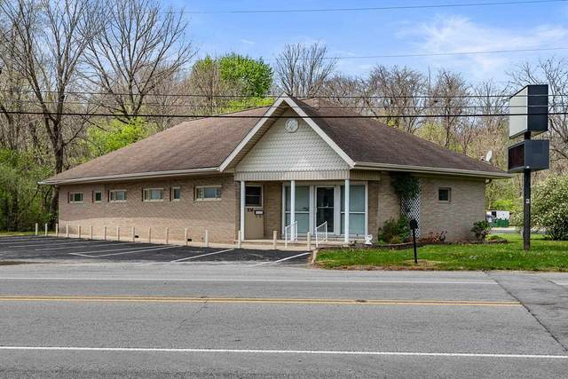936 W Walnut Street, Albany, IN 47320 (MLS #202115398) :: The ORR Home Selling Team