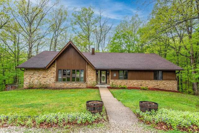 5750 E Robinson Road, Bloomington, IN 47408 (MLS #202115425) :: The ORR Home Selling Team