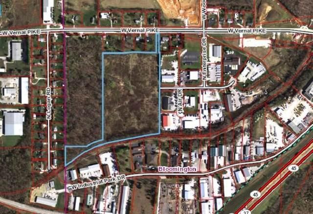 3425 W Vernal Pike, Bloomington, IN 47403 (MLS #202115555) :: The ORR Home Selling Team