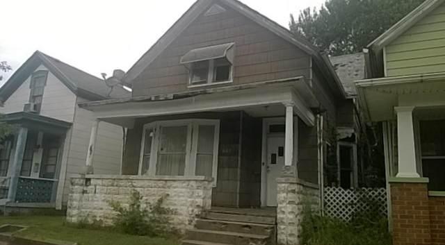 602 Lavina Street, Fort Wayne, IN 46802 (MLS #202115558) :: Hoosier Heartland Team | RE/MAX Crossroads